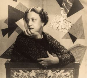 Mrs Beatrice Guiness by Cecil Beaton contemporary artwork