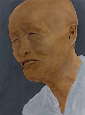 Fellaheen No. 9 by Zhang Shujian contemporary artwork