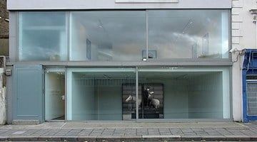 Lisson Gallery contemporary art gallery in Lisson Street, London, United Kingdom