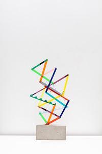 Inter - Concreto (IC02 ) by David Batchelor contemporary artwork sculpture