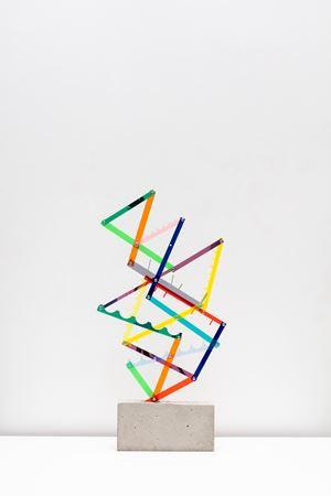 Inter - Concreto (IC02 ) by David Batchelor contemporary artwork