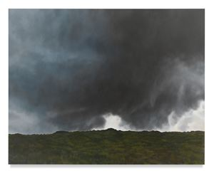 Storm Sweep by April Gornik contemporary artwork