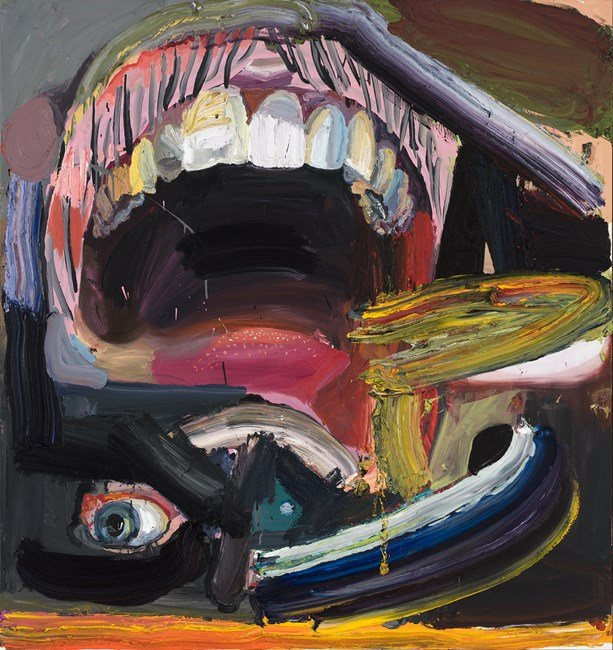 2016 by Ben Quilty contemporary artwork