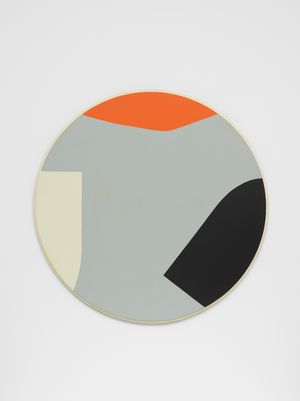 Pontotoc by Leon Polk Smith contemporary artwork