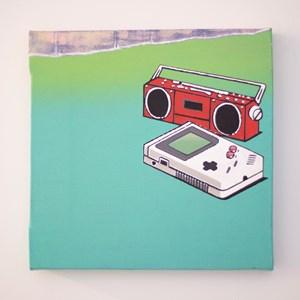 1991 by Tomoki Kurokawa contemporary artwork
