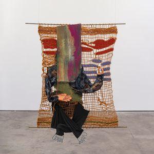 Meditação by Gokula Stoffel contemporary artwork