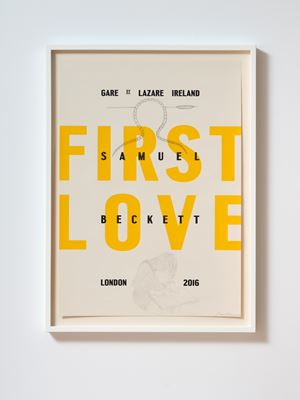 First Love by Denis O'Connor contemporary artwork