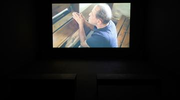 Contemporary art exhibition, Kader Attia, Kader Attia 2009:2019 Films at Galerie Krinzinger, Vienna