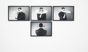 Peripheral Vision by mounir fatmi contemporary artwork