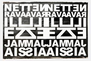 Kannibale (Guy Debord) 14 by Kendell Geers contemporary artwork
