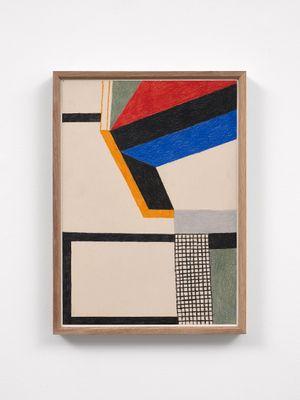 LA by Nathalie Du Pasquier contemporary artwork