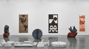 Contemporary art exhibition, Pedro Reyes, Tlali at Lisson Gallery, West 24th Street, New York