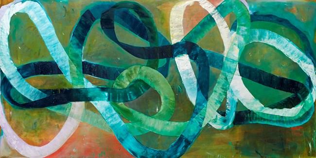 Coast to Coast by Ildiko Kovacs contemporary artwork