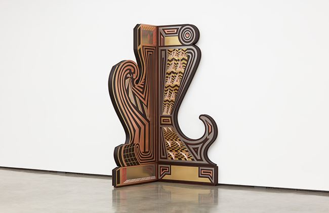 Profile 2 Pilaster (Hybrid) by Zach Harris contemporary artwork