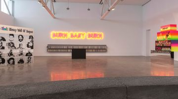 Contemporary art exhibition, Group Exhibition, Social Works Curated by Antwaun Sargent at Gagosian, 555 West 24th Street, New York, USA