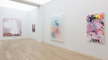 Contemporary art exhibition, Group Exhibition, Jeff Elrod, Alex Hubbard, Yang Shu at Simon Lee Gallery, Hong Kong
