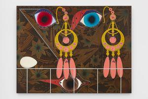 Vanitas #3  (Semper) by Lari Pittman contemporary artwork