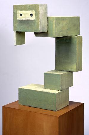Haus No. 3 by Anton Henning contemporary artwork