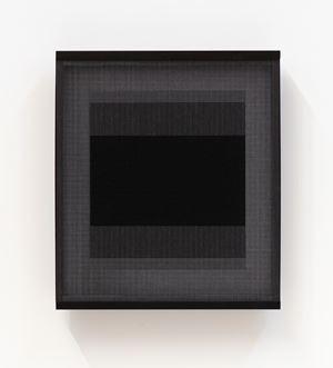 Thread Painting 2019-2 by Hadi Tabatabai contemporary artwork