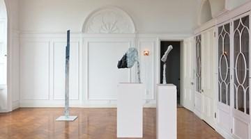 Contemporary art exhibition, Rebecca Warren, souls at Maureen Paley, Hove
