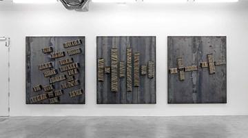 Contemporary art exhibition, Jannis Kounellis, Solo Exhibition at Almine Rech, Brussels