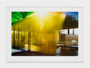 0818 by James Welling contemporary artwork