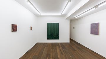 Contemporary art exhibition, Louise Giovanelli, in mediās rēs at WORKPLACE, London, United Kingdom