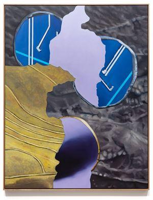 Circle Segments by Alice Wormald contemporary artwork
