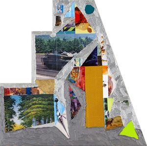 ZONES (House) #3 by Teppei Kaneuji contemporary artwork