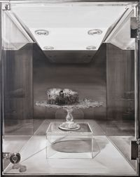 Cabinet No.2 by Lu Chao contemporary artwork painting