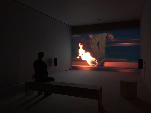 Exhibition view: Francis Alÿs, Ciudad Juárez projects,David Zwirner, London (11 June–5 August 2016). Courtesy David Zwirner.