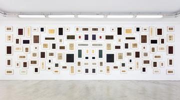 Contemporary art exhibition, Gabriel de la Mora, ÉCHO at Perrotin, Paris