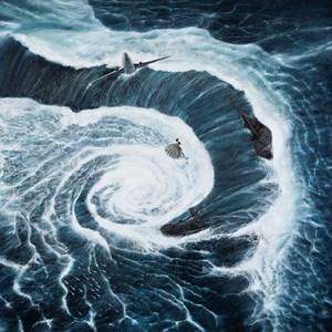 Water power by Shiori Eda contemporary artwork