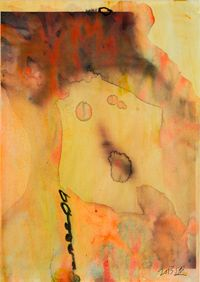 BOO by Yang Shu contemporary artwork works on paper