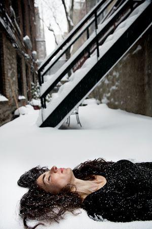 Winter by Elinor Carucci contemporary artwork