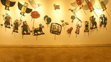 Contemporary art exhibition, Group Show, An Opera for Animals at Rockbund Art Museum, Shanghai, Hong Kong