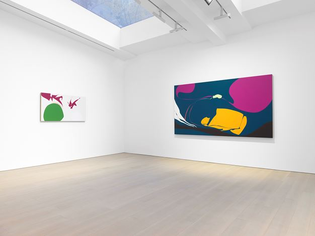 Exhibition view: Heather Gwen Martin, Miles McEnery Gallery, West 22nd Street, New York (14 November–21 December 2019). Courtesy Miles McEnery Gallery.