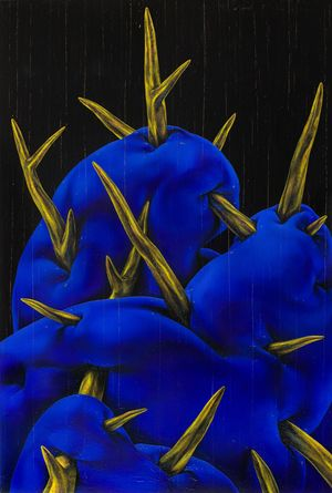lamlwas by Li Erpeng contemporary artwork painting