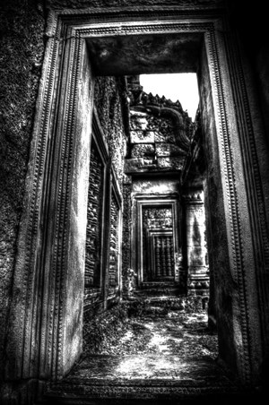 Angkor 1 by Marshall Vernet contemporary artwork