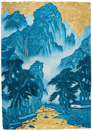 Good Times: Welcome Home 好時光-回家好 by Yao Jui-chung contemporary artwork