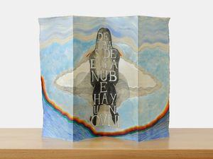 Detras De esa Nube hay un OVNI by Sandra Vásquez de la Horra contemporary artwork