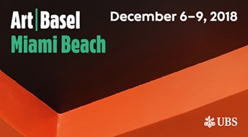 Contemporary art exhibition, Art Basel in Miami Beach 2018 at Xavier Hufkens, Brussels