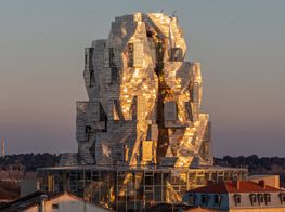 Maja Hoffmann's Zeal for the Arts Culminates in LUMA Arles Opening