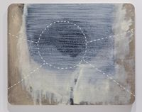 In plain sight by Radhika Khimji contemporary artwork painting, works on paper