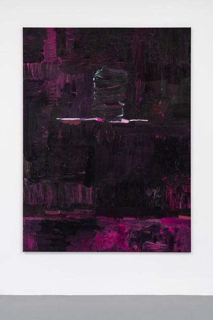 long dark by Mary Ramsden contemporary artwork