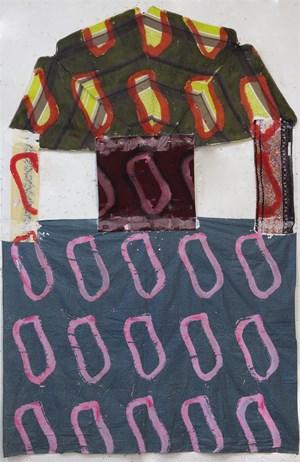 Sans titre n°032 by Claude Viallat contemporary artwork