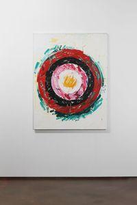 Target-Painting-2 by Kim Soun-Gui contemporary artwork painting