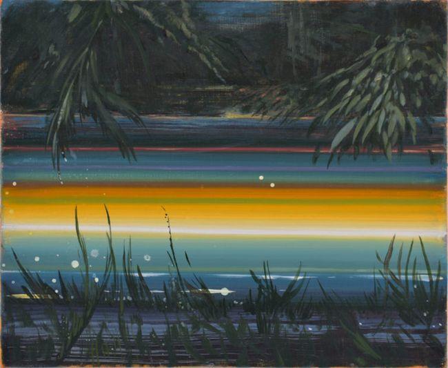 Hidden (Dark) by Masakatsu Kondo contemporary artwork