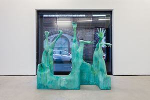 Presently by Jesse Wine contemporary artwork