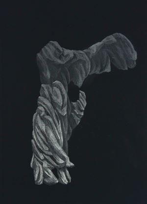 石疊03 by Huang Li-Ying contemporary artwork